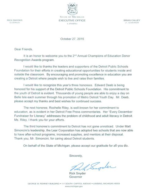 charity congratulations letter 28 charity congratulations letter the sle letter