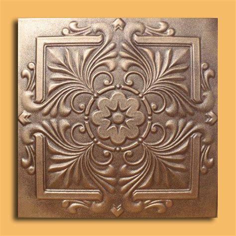 Brown Ceiling Tiles 20 Quot X20 Quot Royal Antique Bronze Brown Ceiling Tiles Antique
