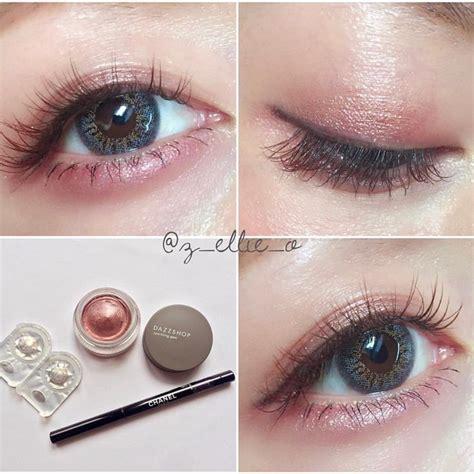 Eyeshadow Japan simple yet pretty makeup makeup