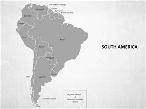 map of america that can be edited south america map south america and edit text on