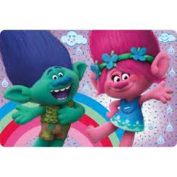 Trolls placemats for kids for sale at zak designs