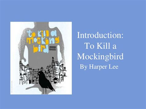 theme education to kill a mockingbird to kill a mockingbird