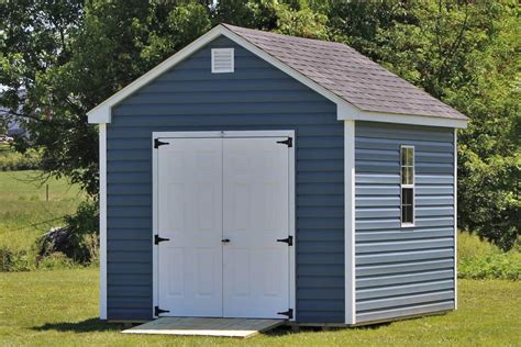 10x12 shed a guide to buying or building a 10x12 storage