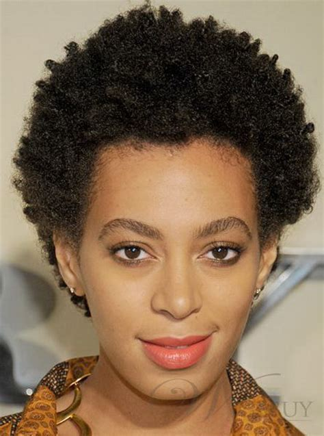 hairstyles for short kinky african hair short curly afro hairstyles