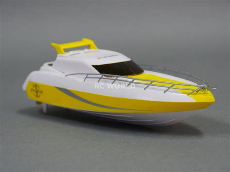 mini rc boat remote control rc micro power yacht speed boat mini rc