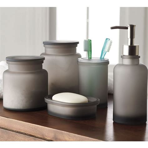 apothecary bathroom accessories apothecary bath accessories the company store