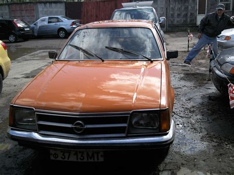 opel in australia is known as 1979 opel commodore pictures 2500cc gasoline fr or rr