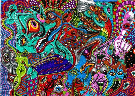 9 Drawings On Acid by Untitled By Acid Flo Deviantart On Deviantart Arte