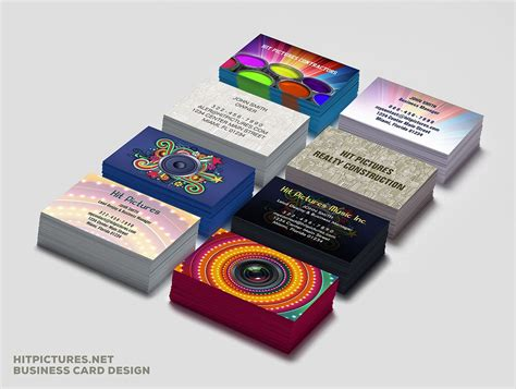 Unique Business Card Ideas