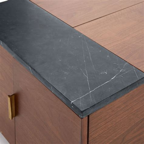Mini Bar Table Hyde Storage Secret Mini Bar Coffee Table So That S Cool