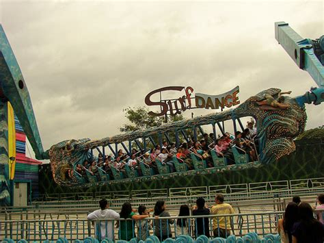 theme park in manila of star flyer and surf dance bunch of cookies