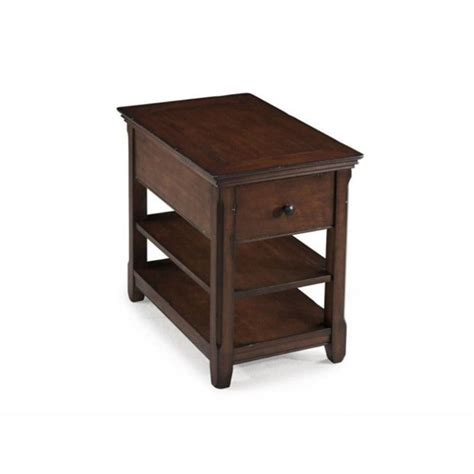 Chair Side Tables Living Room Magnussen Tables Chairside Table T1297 10