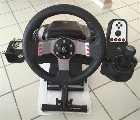 volante pc volante logitech g27 ps3 clasf