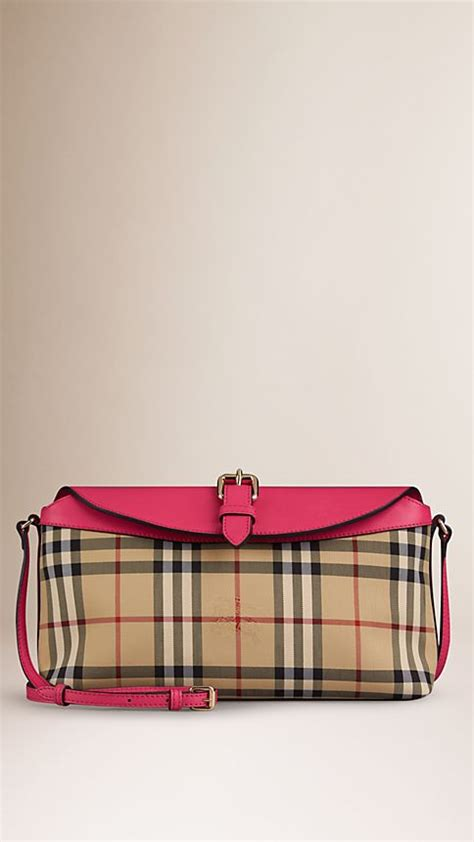 15 4 New New Webe Bowling Polyster Hardware Gold 1678 A small horseferry check clutch bag honey bright crimson pink burberry