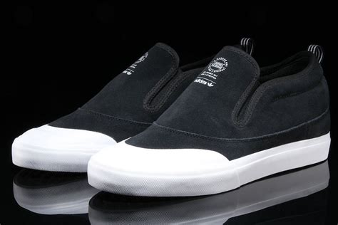 adidas slip on wf suede adidas matchcourt mid slip on black suede now available