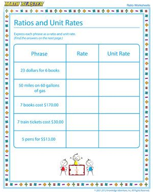 unit rates worksheet 7th grade worksheets reviewrevitol