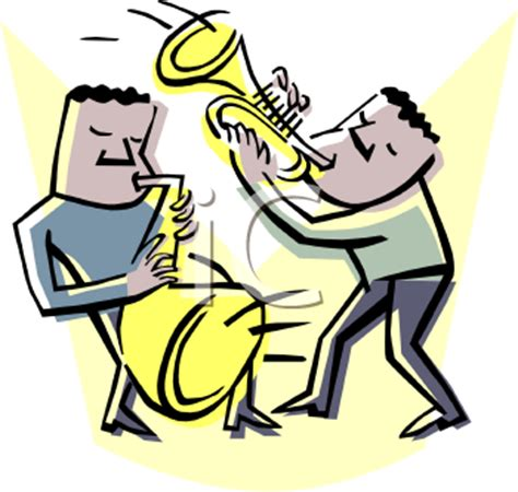 tnb swing band jazz band clipart picture image by tag