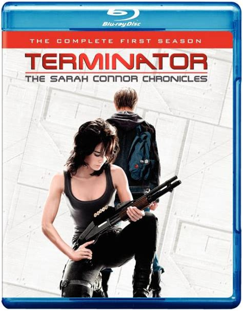 Terminator The Connor Chronicles by Bluraywire Est 2008 Cover Reviews 187