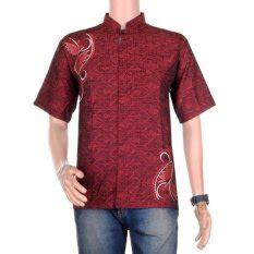 Sarung Koko Avenger Merah Size Xs jual baju muslim pria terbaik termurah lazada co id