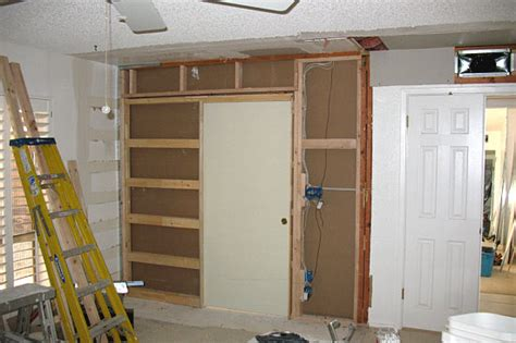 Pocket Doors Installation by How To Install A Pocket Door Casual Cottage