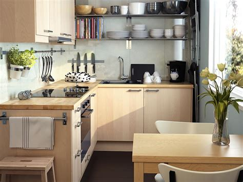 Ikea Small Kitchen Ideas Small Ikea Kitchen For The Home Kitchens Tiny Houses And Apartments
