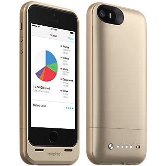 Iphone 5s 16gb Garansi Platinum Gold mophie space pack for iphone 5 5s 16gb verizon wireless