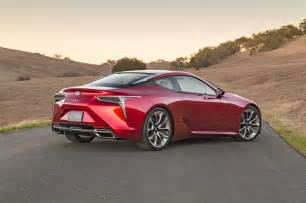 2018 lexus lc 500 look review photo image gallery