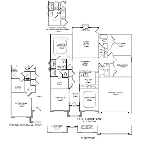 Linden Floor Plan by Floor Plans Linden Ii Louisville Kentucky Real Estate