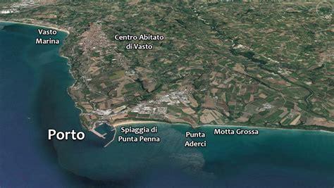 meteo san al porto nuova stazione meteo di vasto porto spiaggia di punta