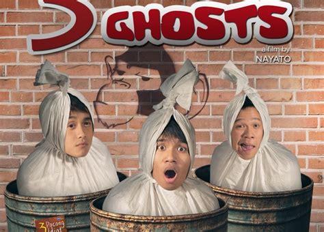 film tiga pocong idiot rapi films