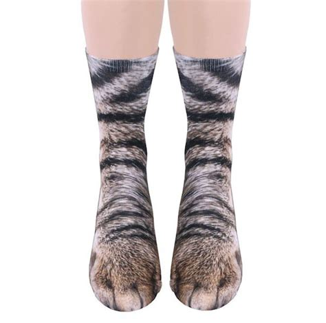 Animal Socks realistic animal socks will make you look like you animal paws bored panda