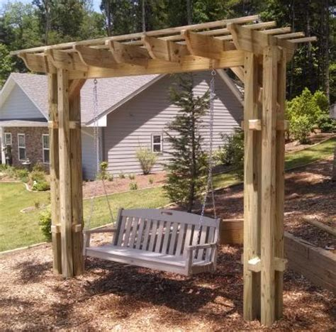 pergola dimensions doityourself com community forums