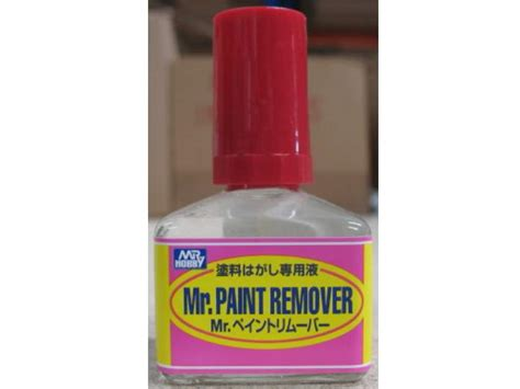 Mr Paint Remover By Animemachi gunze sangyo plastic model kits paints and accessories uk