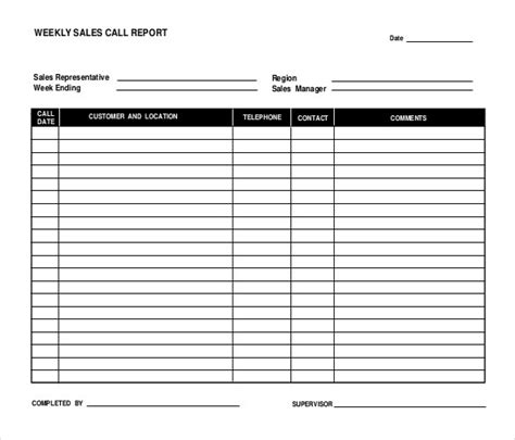 sales management report template sales report templates 10 free sle exle format