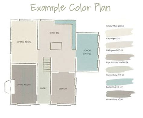 a whole house paint color plan plan drawing house paint colors and room