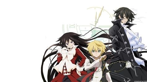 wallpaper anime nempel di kaca pandora hearts wallpaper charm pandora you and me