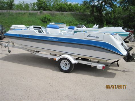 hurricane boats any good 1994 hurricane sd 185 challenger amherst wi for sale 54406