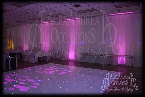 wall draping wedding event wall drape hire london hertfordshire essex
