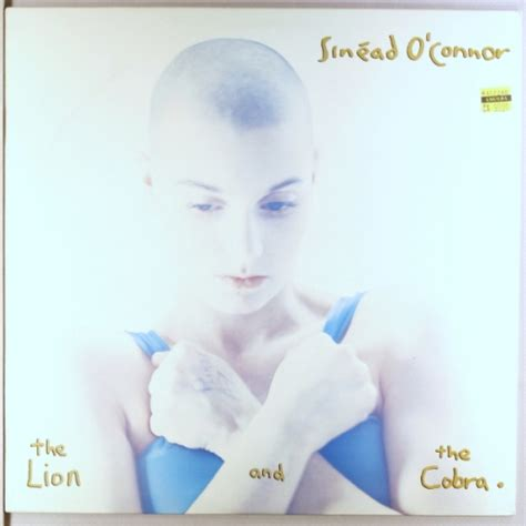 Cd Sinead Oconnor The And The Cobra 233 ad o connor the and the cobra vinyl lp