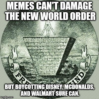 New Meme Order - anti illuminati imgflip