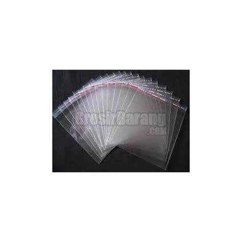 Tangan Cendol Besar 35 X 35cm 1 pack plastik tempat baju lipat ukuran 25 x 35 cm ada seal perekat grosir display