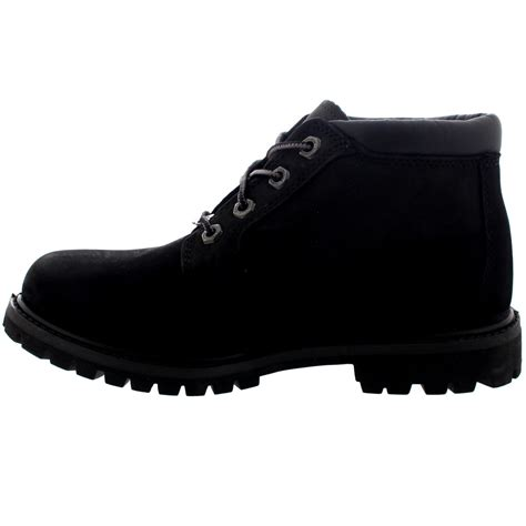 womens timberland af nellie chukka ankle leather black