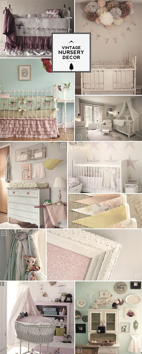 vintage nursery decor for the baby vintage nursery decor ideas home tree atlas