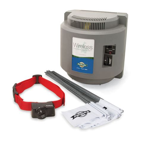 wireless pet containment system pif  product support