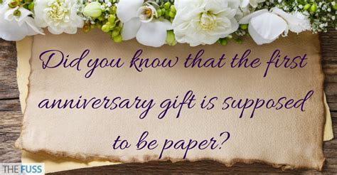Wedding Anniversary Gift Tradition by The Decline Of Wedding Anniversary Traditions The Fuss