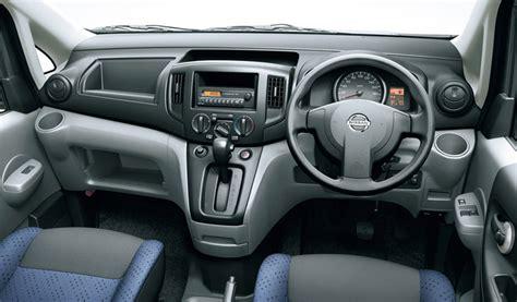 nissan vanette modified interior nissan nv 200 custom autos weblog