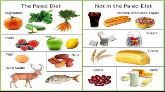 what is the paleo diet food list program workshop ets