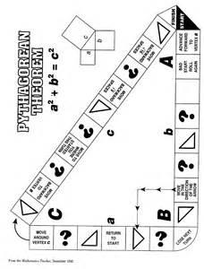 Draw Plans pythagorean theorem game