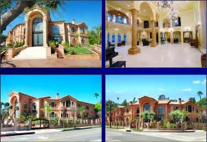 Amazing Foyers California Homes Of The Rich