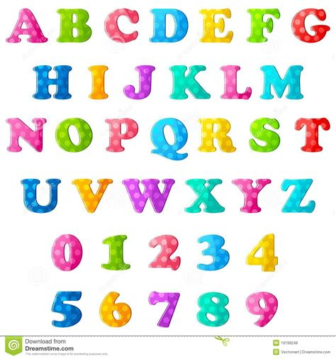 letter and number alphabet and numbers royalty free stock photos image